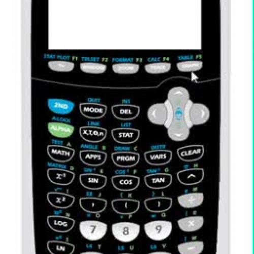 Tutorial: TI-84 Plus C Silver Edition - Addin