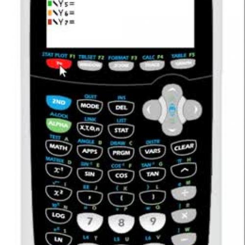 Tutorial: TI-84 Plus C Silver Edition - Graph