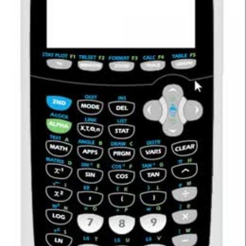 Tutorial: TI-84 Plus C Silver Edition - Using