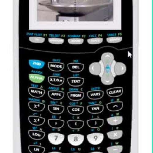 Tutorial: TI-84 Plus C Silver Edition - Quick