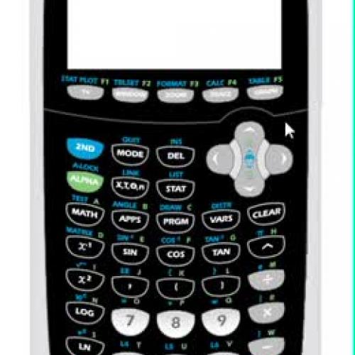 Tutorial: TI-84 Plus C Silver Edition - MODE