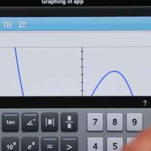 QuickLook: Graphing on the TI-Nspire? Apps fo