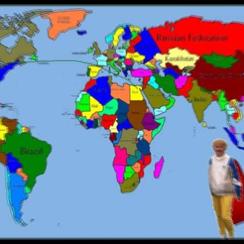 4. Where's Grandma - Egypt
