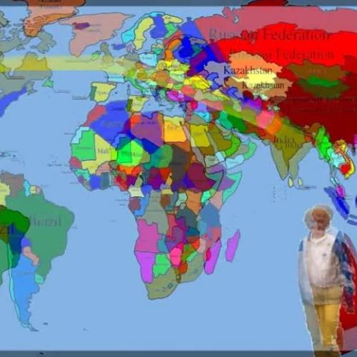 5. Where's Grandma - India!