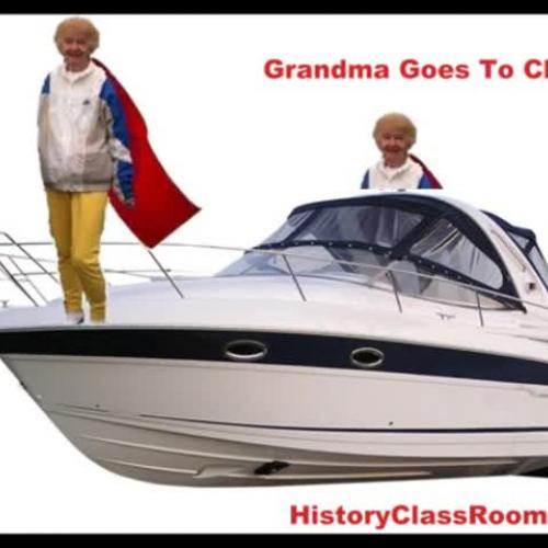 6. Where's Grandma - China