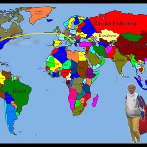 8. Where's Grandma - Greece