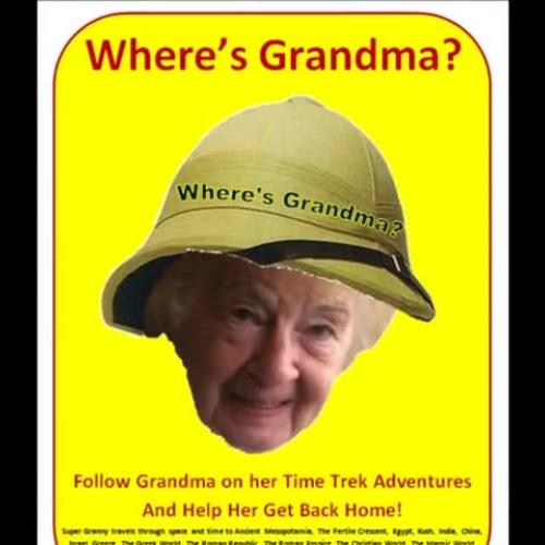 1b. Where?s Grandma? (New Intro.)
