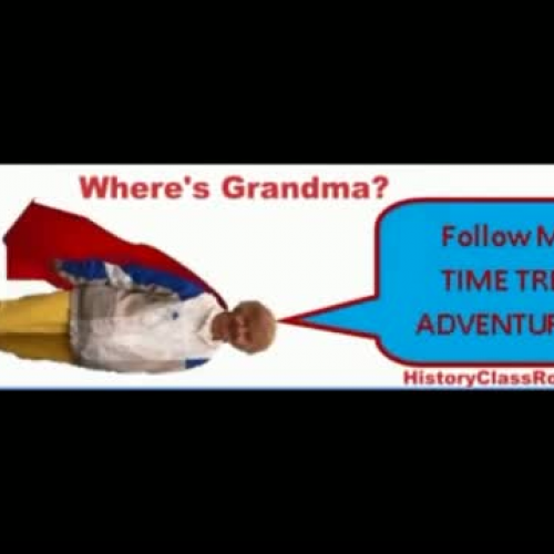 9. Where?s Grandma - Sparta