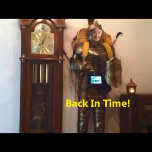 15. Where's Grandma - Back in Time!