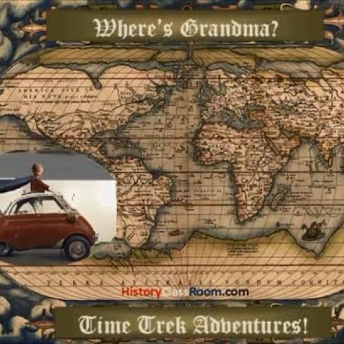 16. Where's Grandma - Back in the USA!