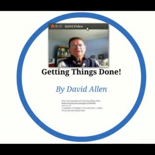 Getting Things Done For High School, Part 1