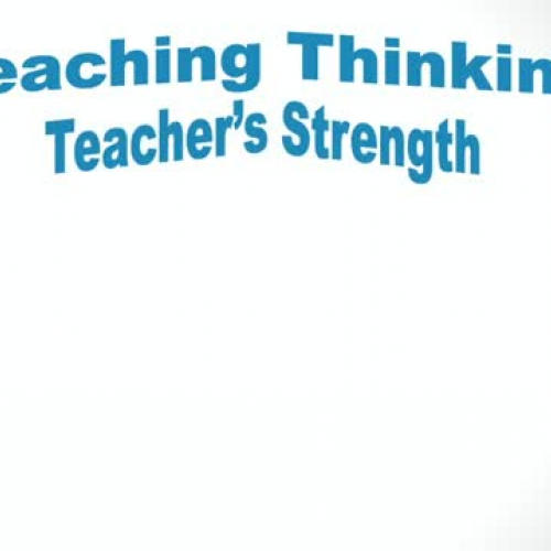 TeacherThinking