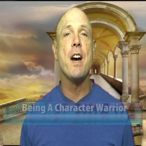 Character Warrior 1 - Fairness