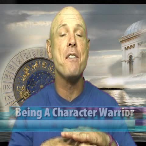 Character Warrior 2 - Responsibility