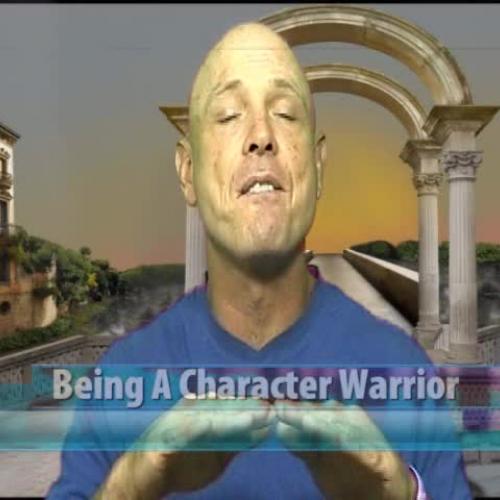 Character Warrior 3 - Trustworthy