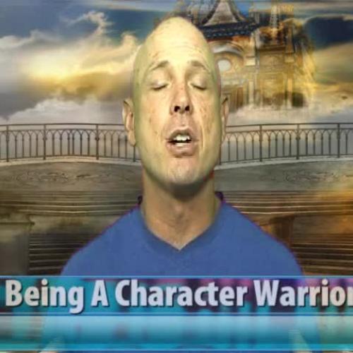Character Warrior 4 - Caring Citizen