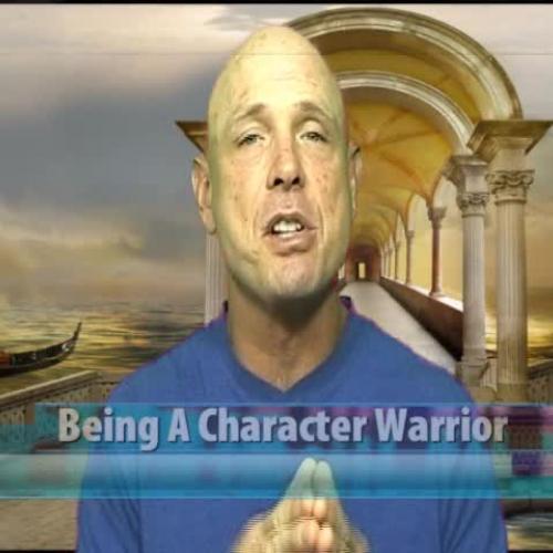Character Warrior 5 - Respect