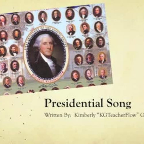 Presidential Song (Drake-Started from the bottom)