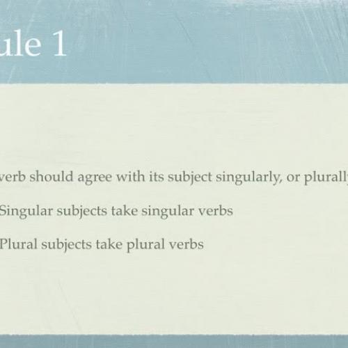 LE5Subject-verb agreementSongJenniferKwonJenn