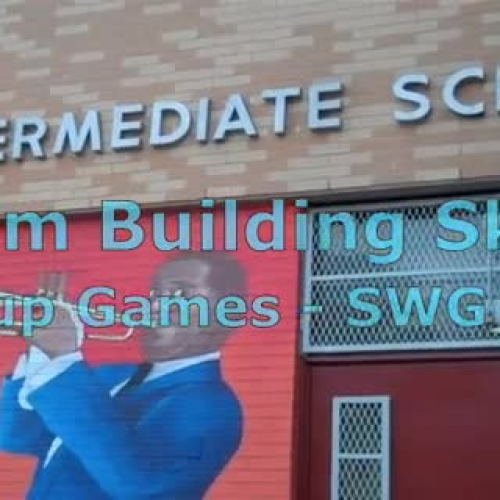 Team Building Skills - Group Games - SWG - 50