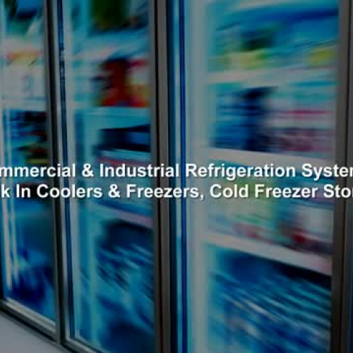 Commercial & Industrial Refrigeration Sys