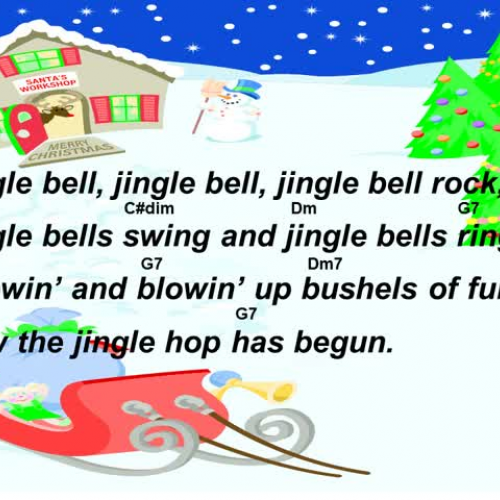 jingle-bell rock (vocals)