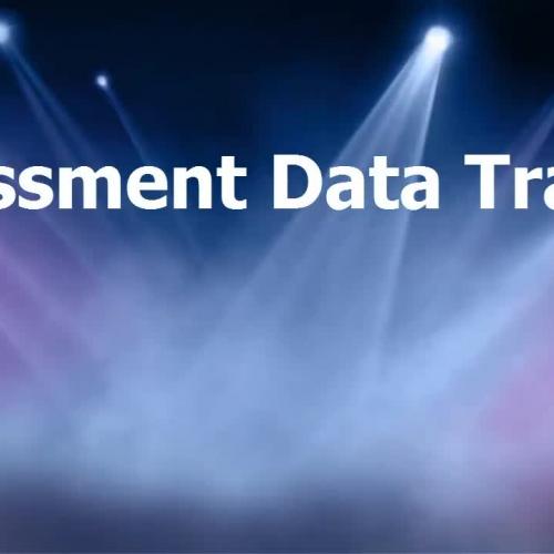 Assessment Data Tracker How-To