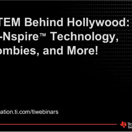 STEM Behind Hollywood - Zombie Attack