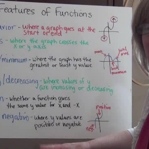 Features of Functions