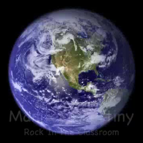 Rock In The Classroom / Manifest Destiny (Social Studies Song)