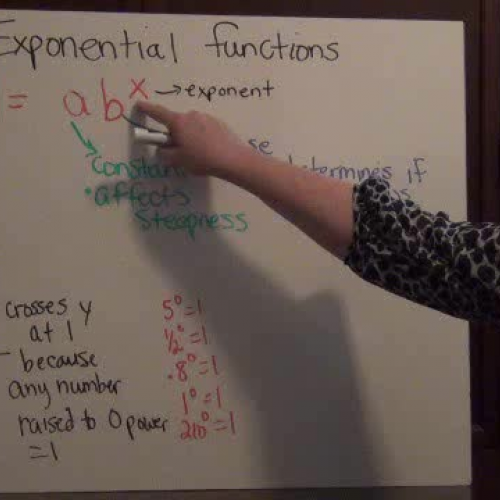 Exponential Function Review