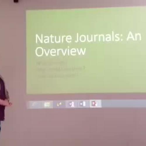 Professional Development Presentation - Katie