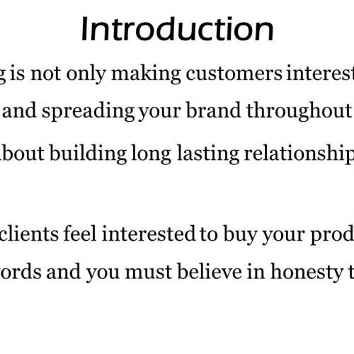 What Makes a Marketing Professional Successfu