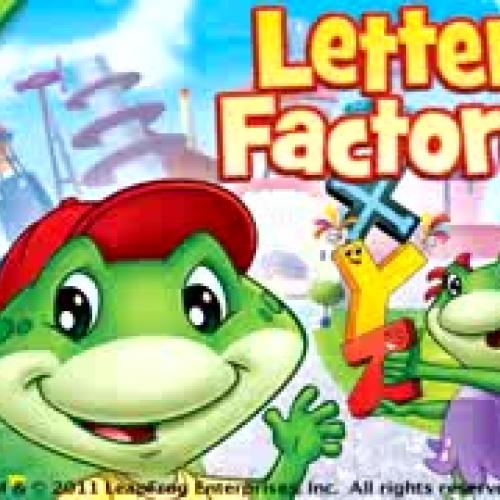 LeapFrog Letter Factory's Alphabet Soun