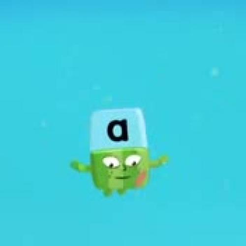 Alphablocks - ABC - Full episode - Cheers
