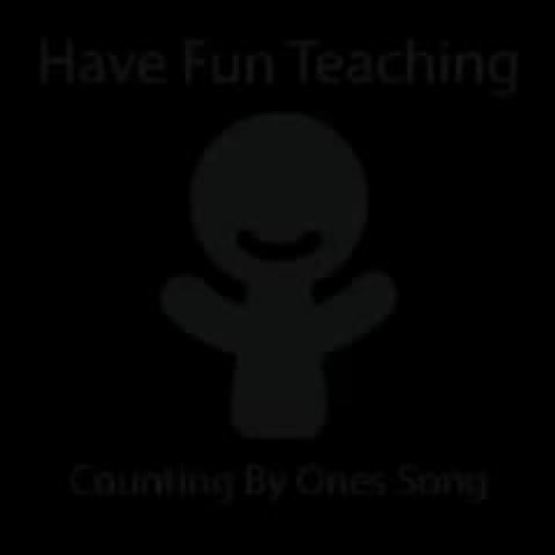 Counting By Ones Song