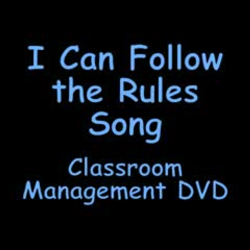 Music for Classroom Management - I Can Follow