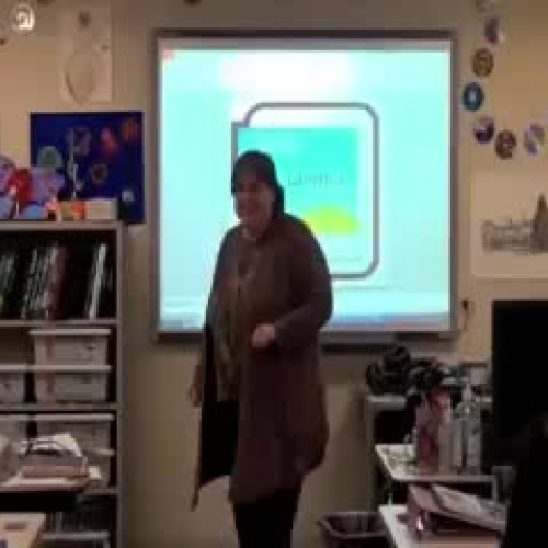 Elementary video lesson