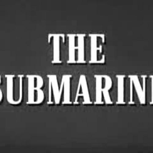 The Submarine Construction (1955) United Stat