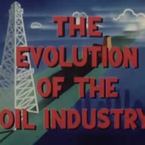 The Evolution of the Oil Industry (1950&#8217