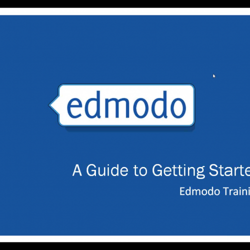 Getting Started With Edmodo for Elementary Te