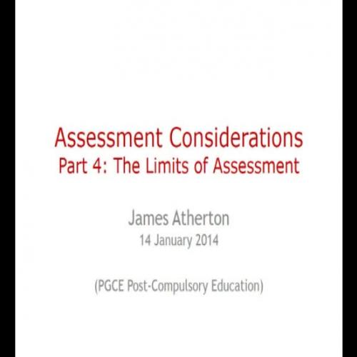 Assessment_issues_140114_pt4