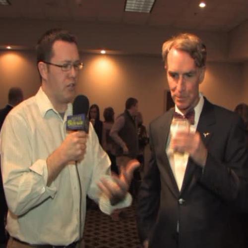 Bill Nye Talks God and Science