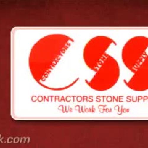 Contractors Stone