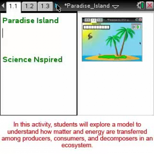 Paradise Island [Science Nspired Preview Vide