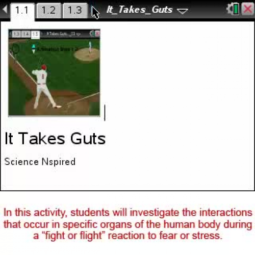 It Takes Guts [Science Nspired Preview Video]