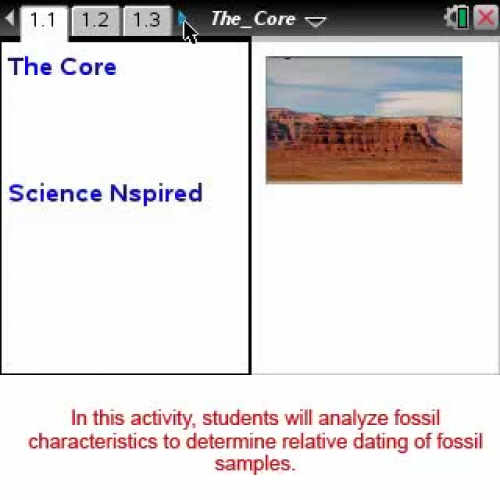 The Core [Science Nspired Preview Video]