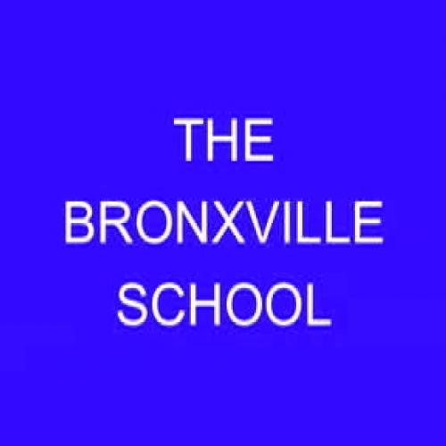 The Declension Song-Bronxville School