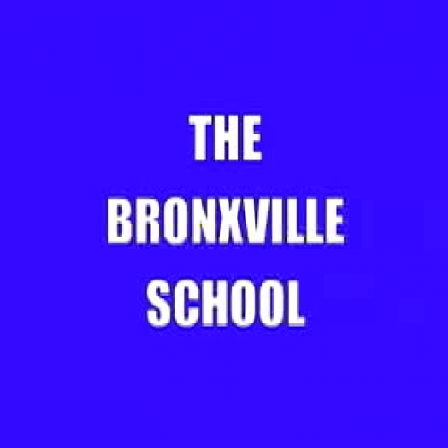 The Imperfect Indicative Song-Bronxville School