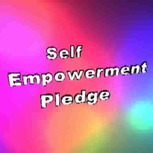 Warner News ? Self Empowerment Pledge